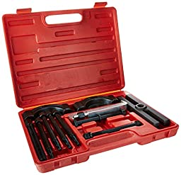 TruePower 21-5554 Professional 14 Piece Automotive Repair Gear Puller Set