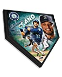 Robinson Cano Memorabilia Home Plate Baseball Plaque - 11.5x11.5 Photo - Licensed MLB Baseball Memorabilia