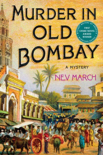 Book Cover: Murder in Old Bombay