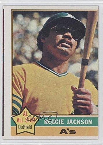 Reggie Jackson (Baseball Card) 1976 Topps - [Base] #500