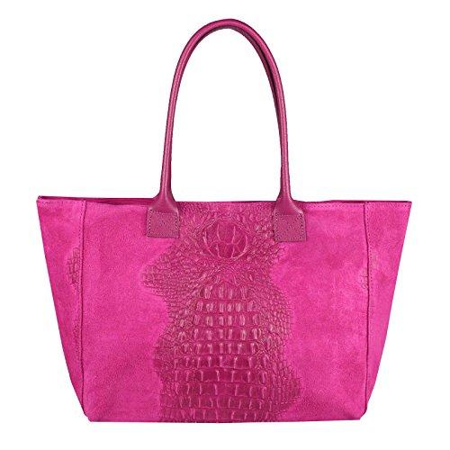 rose Sac Rose Bonbon ITALYSHOP24 xl pour COM à Rose main femme bonbon a5xq05