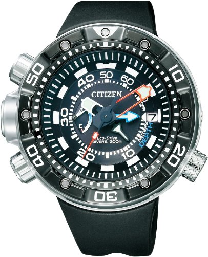 Watch Citizen Aqualand Bn2024-05e Men´s Black