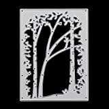 Arts & Crafts : Tree Metal Cutting Dies Stencil Scrapbooking Photo Paper Cards Crafts Embossing DIY