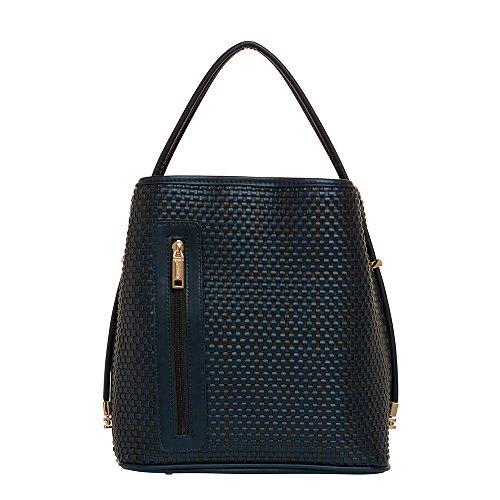 samoe-style-midnight-blue-basketweave-texture-classic-convertible-handbag