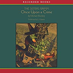 Sisters Grimm: Once Upon a Crime