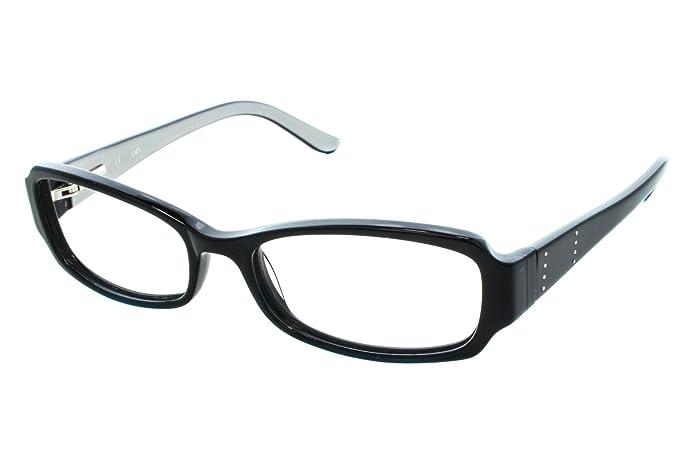 Amazon.com: SAVVY Eyeglasses SAVVY 365 Black 52MM: Clothing