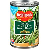 Del Monte Cut Green Beans, 14.5-Ounce (Pack of 8)