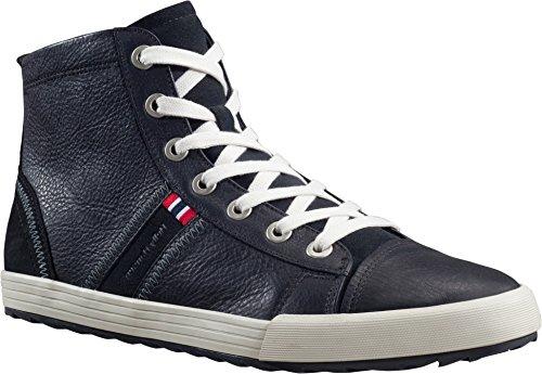 Helly Hansen Farrimond, Zapatillas de Deporte para Hombre Negro (Black / Natura / Black Gu)