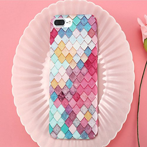 Super cute Pink Mermaid Skin iPhone 7Cases