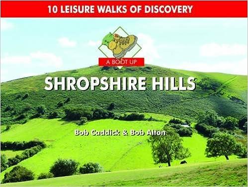 Shropshire Hills Guidebooks