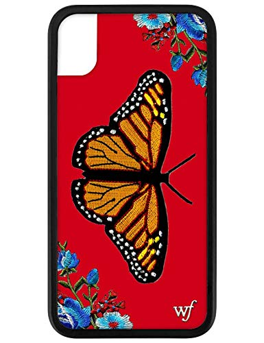 Wildflower Limited Edition iPhone Case for iPhone XR (Butterfly)