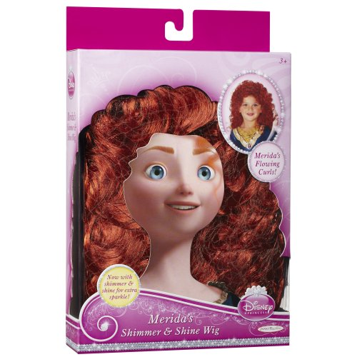 Disney Princess Merida Shimmer & Shine Role Play