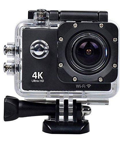 WIMIUS Q1 4K Action Camera Wifi Ultra HD 16MP Waterproof