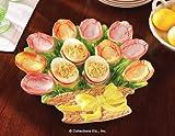 Tulip Basket Deviled Egg Holder