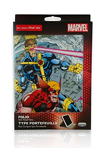 PDP Iconic Cover Folio for iPad Air - X-Men (14-006) by PDP