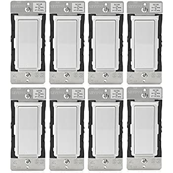 Leviton Dz15s 1bz Decora Smart Switch With Z Wave