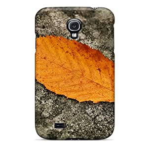 Protection Case For Galaxy S4 / Case Cover For Galaxy(fallen Leaf)
