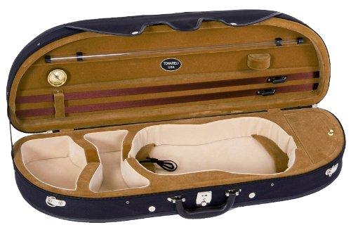 Funda para violín no necesitan marrón 4 TONARELI/4 Model ...