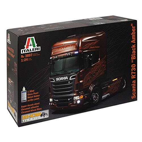 model kits tractor trailers - 9