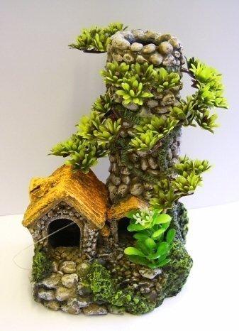 classic-biorb-60-30-biube-cobbled-chimney-aquarium-ornament