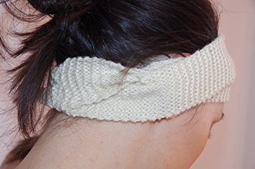 Fascia fascetta capelli cappello donna primavera estate lana o cotone  accessorio effetto turbante intrecciato  Amazon.it  Handmade b212f12d37da