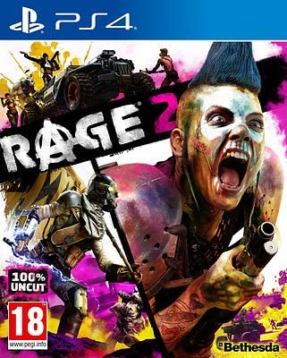 GAME Rage 2, PS4 vídeo - Juego (PS4, PlayStation 4, FPS (Disparos ...