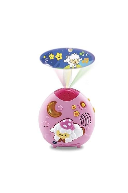 Vtech noche mágica noche luminosa oveja rosa: Amazon.es: Bebé