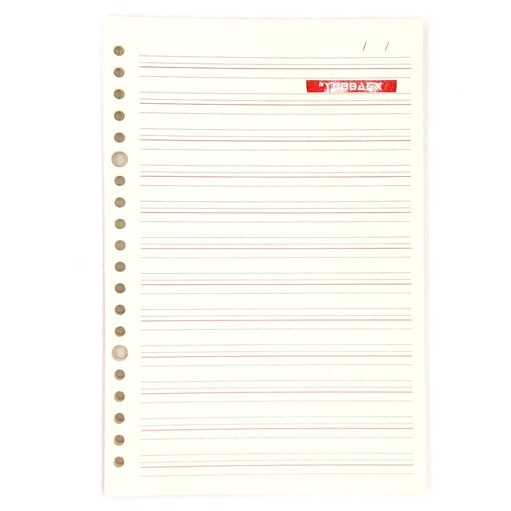 Graph Ruled Loose Leaf Filler Paper by yubbaex