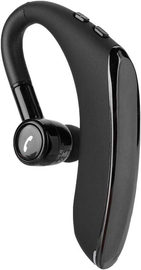 Auricular Bluetooth Auriculares Manos Libres inalámbricos con micrófono Auriculares de conducción de 22 Horas 100 días en Espera