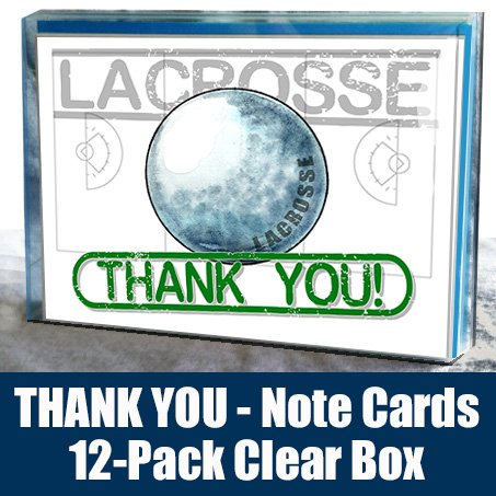 LACROSSE Thank 12 PACK Sports Powercard product image