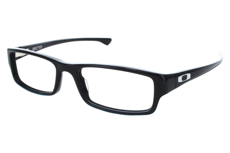 Oakley OX1066-01 Servo Eyeglasses-Polished Black-55mm
