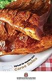 Manual de receitas com carne suína