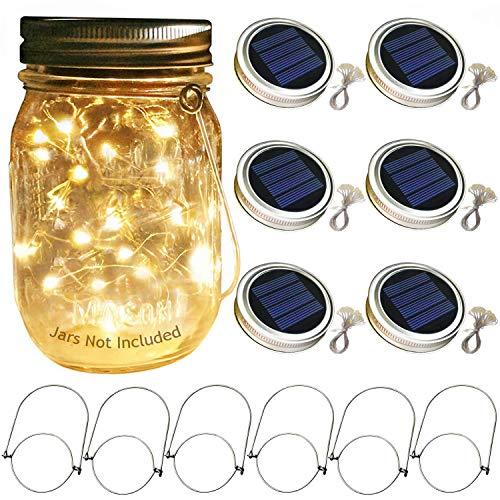 fairy jar lights - 8