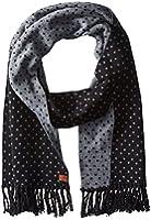 Ben Sherman Men's Micro Dot Knit Scarf