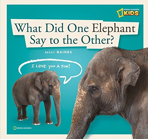 (ZigZag: What Did One Elephant Say to the Other?)