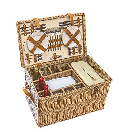 Bentley Fitted Picnic Basket