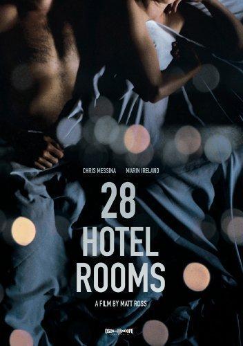 28 Hotel Rooms by Oscilloscope Laboratories by Matt Ross