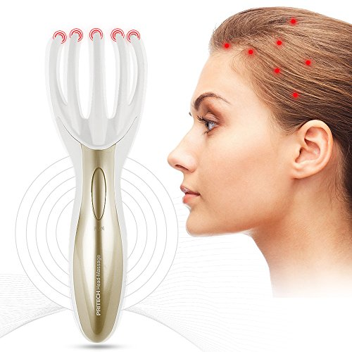 HailiCare Electric Scalp Massager, Head Massage, Scalp Squid Tingle Head Massager