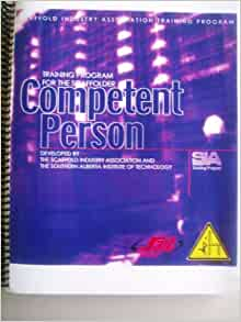 Competent Person (Training Program for the Scaffolder