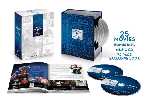 Universal 100th Anniversary Collection (Blu-ray) by Universal Pictures Home Entertainment