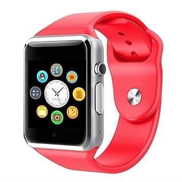 PMFS Smart Watch Reloj Sync Notifier Tarjeta SIM Soporte ...