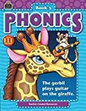 Phonics Book 3: Book 3 (Phonics (Teacher Created Resources))