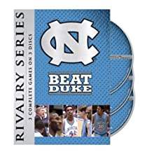 Rivalry Series - Basketball: North Carolina Beat Duke (2008)