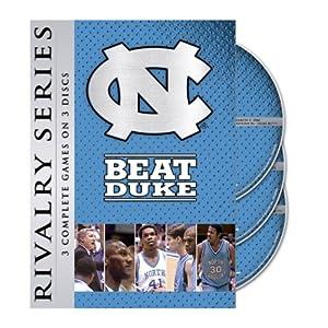 Rivalry Series - Basketball: North Carolina Beat Duke (2008)