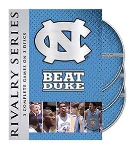 Rivalry Series - Basketball: North Carolina Beat Duke