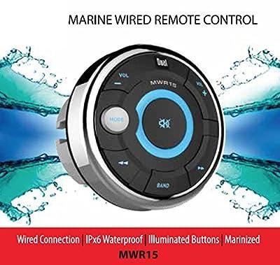 Dual Electronics Waterproof Marine Radio
