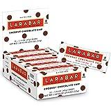 Larabar Gluten Free Snack Bar, Coconut Chocolate Chip, 1.6 oz. Bars (16 Count)