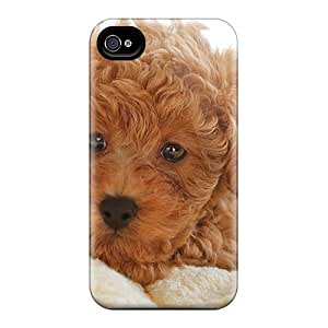 Tpu Fashionable Design So Cute Rugged Case Cover For Iphone 4/4s New