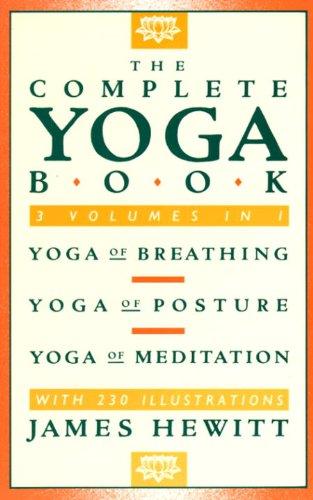 Complete Yoga Book Breathing Meditation product image