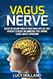 Vagus Nerve: Access the Healing Power of Vagus Nerve with Self-help Exercises to Reduce Inflammation, PTSD, Chronic Illness, Anxiety, Depression